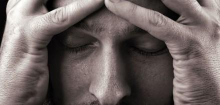 6604542 - closeup portrait of sad depressed and lonely man